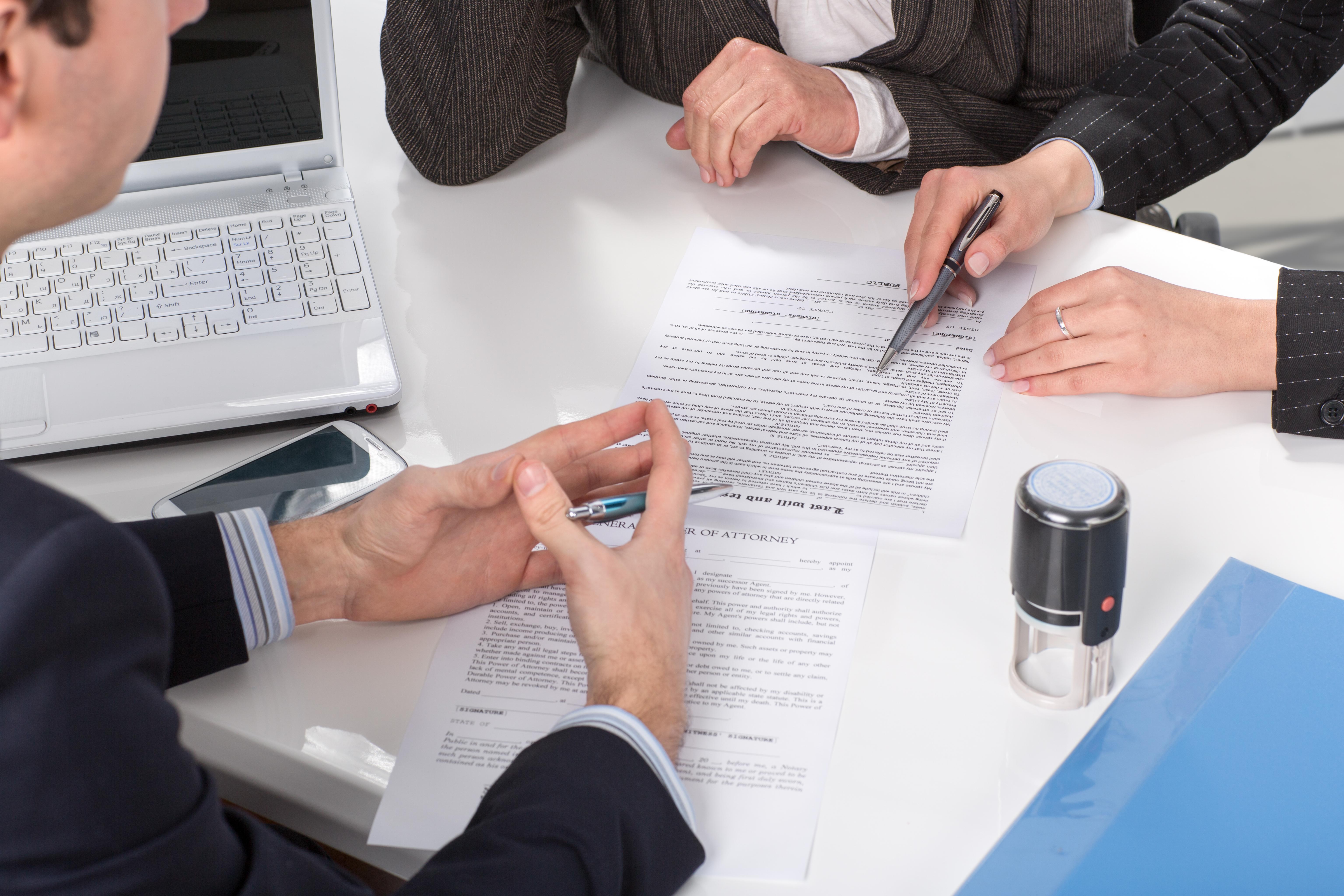 hoeveel kost een notaris